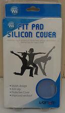 Venom Fit Pad Silicon Cover Nintendo Wii Blue NEW