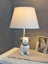 Lampada moroso Lampada da tavolo vintage personaggi Lampada Cane Lampada Tavolo Lampada Bulldog Francese
