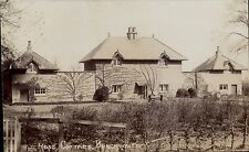 Burghwallis near Askern & Doncaster. Rose Cottage. Espalier Trees.