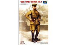 TRUMPETER 00704 1/16 WW II Soviet Officer Vol.2
