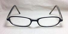 Unknown Brand Women's Rectangular Eyeglasses FRAMES Black 40[]17 140