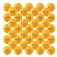 60-Pack Kevenz 3-star 40mm TableTennis Balls Training Ping Pong Balls