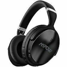 New listing Mpow H5 Over the Ear Wireless Headsets - Black