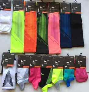 Nike-Elite Support, Compression, cushioned or lightweight  Running socks