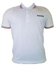 Lambretta Camiseta Polo de Fútbol Doble Cuello en Punta Hombre Algodón Gb S-4XL