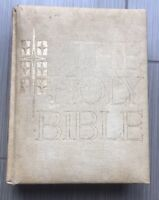 Catholic Holy Bible 1961 The Text of the Confraternity Edition Illustrated