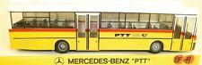 PTT Mercedes Benz O405 Bus Kembel 81019 H0 1:87 BF19 å *