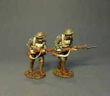 John Jenkins Designs Soldiers GWA-05(60) The Great War 2 Infantry Advancing 1/30