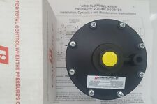 FAIRCHILD New M4500 Pneumatic Volume Boosters Model 4500A Cat. 4524A