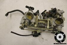 2006 SUZUKI SV 650 THROTTLE BODY COMPLETE ASSEMBLY WITH INJECTORS OEM SV650 06