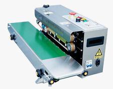 Usa Stocked Frd 1000 Horizontal Continuous Band Sealer Amp Ink Coder Machine
