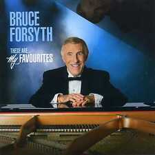 BRUCE FORSYTH - THESE ARE MY FAVOURITES - NEW CD!!