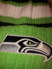 NFL Seattle Seahawks Knit Beanie Hat New Era NWT Cap