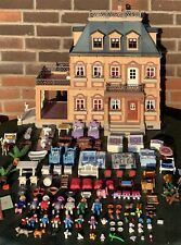 Playmobil 5300 Victorian Mansion Doll House Furniture Sant Figure Vintage Geobra