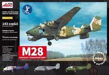 PZL M-28 SKYTRUCK (INDONESIAN, NEPALI, POLISH & VIETNAMESE MKGS) 1/72 AEROPLAST