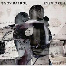 SNOW PATROL - Eyes Open (CD 2006) USA Import EXC-NM
