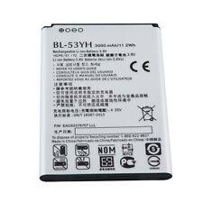 Safe 3000mAh BL-53YH Li-ion Battery For LG G3 G 3 VS985 F400 D850 D855 D830 LU