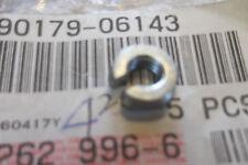 YAMAHA TZ250 TZ750 DT125 DT175 RD125 GENUINE CABLE ADJUSTER NUT - # 90179-06143