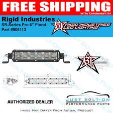 Rigid Lighting SR-Series Pro 6in Flood 906113
