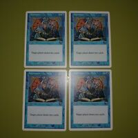 Inspiration x4 7th Seventh Edition 4x Playset Magic the Gathering MTG