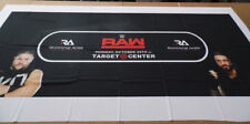 WWE RAW - 8' Poker Table Layout - Roman Reigns - Kevin Owens - NEW