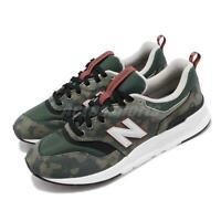 New Balance CM997HBG D Green Black White Men Running Shoes Sneakers CM997HBGD