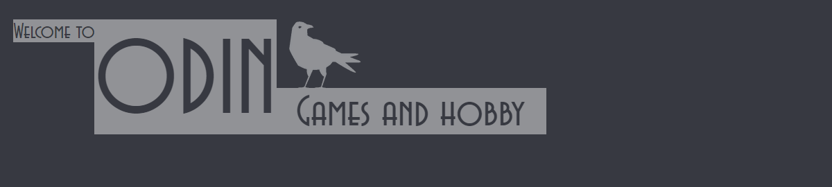 Odin Games and Hobby