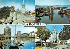 BR27252 La Rochelle de gauche a droite france