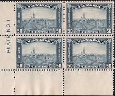 CANADA 176 Plate Block VF NG  (40318)