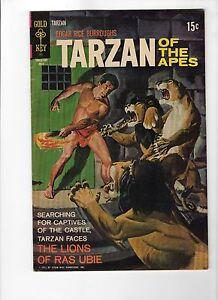 Tarzan #201 (Jul 1971, Western Publishing) - Very Good/Fine