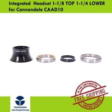 Tange Seiki Integrated  Headset 1-1/8 TOP 1-1/4 LOWER for Cannondale CAAD10