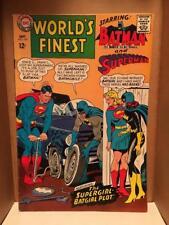 World's Finest 169 . 3rd Batgirl appearance . Superman/Batman/Supergirl