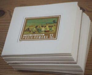 1973 Rumänien; 200 Blocks Tag der Arbeit, postfrisch/MNH, Bl. 109, ME 800,-