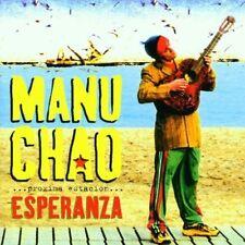 Manu Chao Proxima estacion...esperanza (2001) [CD]