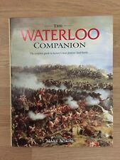 Waterloo Companion by Mark Adkin **Unread** (Hardcover, 2007)