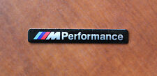 STEMMA FREGIO LOGO LATERALE BMW M Performance SERIE 2 1 3 4 5 6 7 X3 X5 M Power