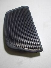 """Harley Davidson 50606-06 Rubber Foot Board Insert Pad Cover 8"""" x 4-1/2"""""""