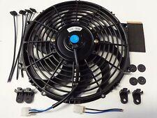 "12"" Heavy Duty Radiator Electric Fan 1750 CFM Brand New Reversible SBC BBC 350"