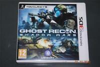 Ghost Recon Shadow Wars Nintendo 3DS UK PAL **FREE UK POSTAGE**