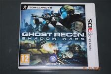 Ghost Recon Shadow Wars Nintendo 3ds Pal Reino Unido