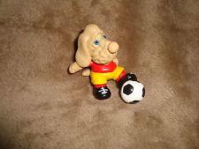 "1985 Wrinkles soccer player Ganz Bros PVC Figure 2"""