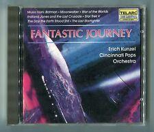 Erich Kunzel + the Cincinnati Pops CD Symphonic star divi © 1996 Telarc cd-80383