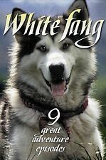 White Fang - Volume 1(USED DVD) NEW WITHOUT SHRINKWRAP/9 EPISODES/225 MINUTES