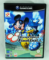 Jeu DISNEY SPORTS FOOTBALL pour Nintendo Game Cube GC Neuf jamais ouvert PAL