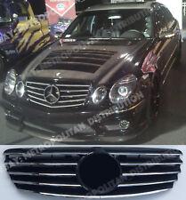 Mercedes E w211,2002-06 Grill,AMG,Sport look,Central Star:E55;E63;E320;E270;E220