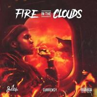 Curren$y Fire In The Clouds 2018 (Mixtape) CD Album Rap Trap PA Hip Hop
