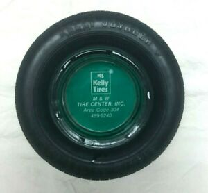 Kelly Springfield Voyager Aramid Tire Ashtray M&W Tire Center Mineral Wells WV