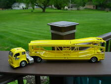 Danbury Mint 1/24th Scale 1952 White 3000 Car Carrier-VERY NICE-