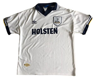 VINTAGE TOTTENHAM HOTSPUR Football Shirt - 1993/95