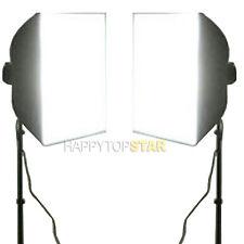 2 PCS 50cmx70cm Light Bulb Holder Softbox E27 Socket fr Photo Video Studio Movie